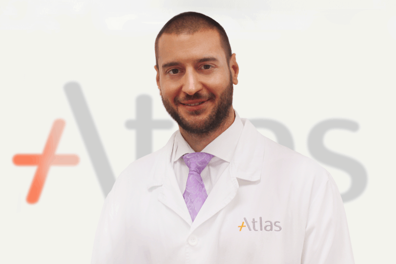 Dr Marko Aleksić - Atlas opšta bolnica