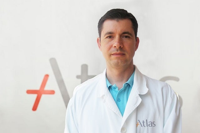 Dr Vladimir Vukov onkolog - Atlas