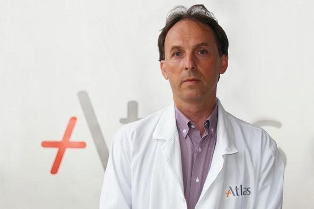 dr Aleksandar Đorđević - Atlas bolnica
