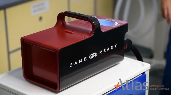 Game ready aparat