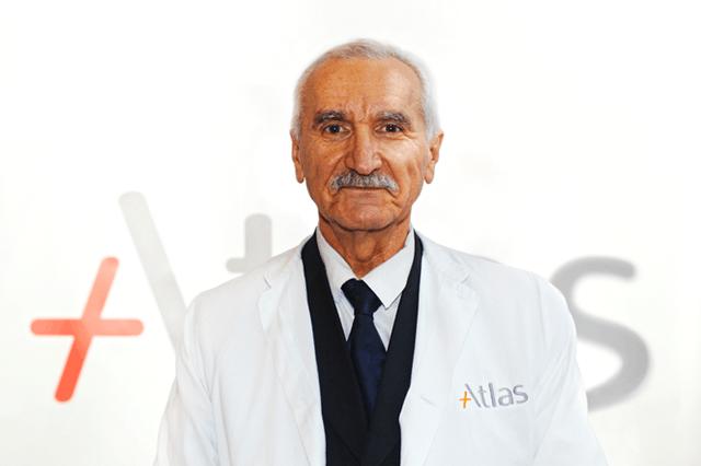 profesor Aleksandar Diklic-Atlas bolnica