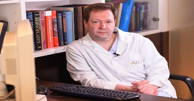 Dr Dmitry Popkov -atlas opsta bolnica