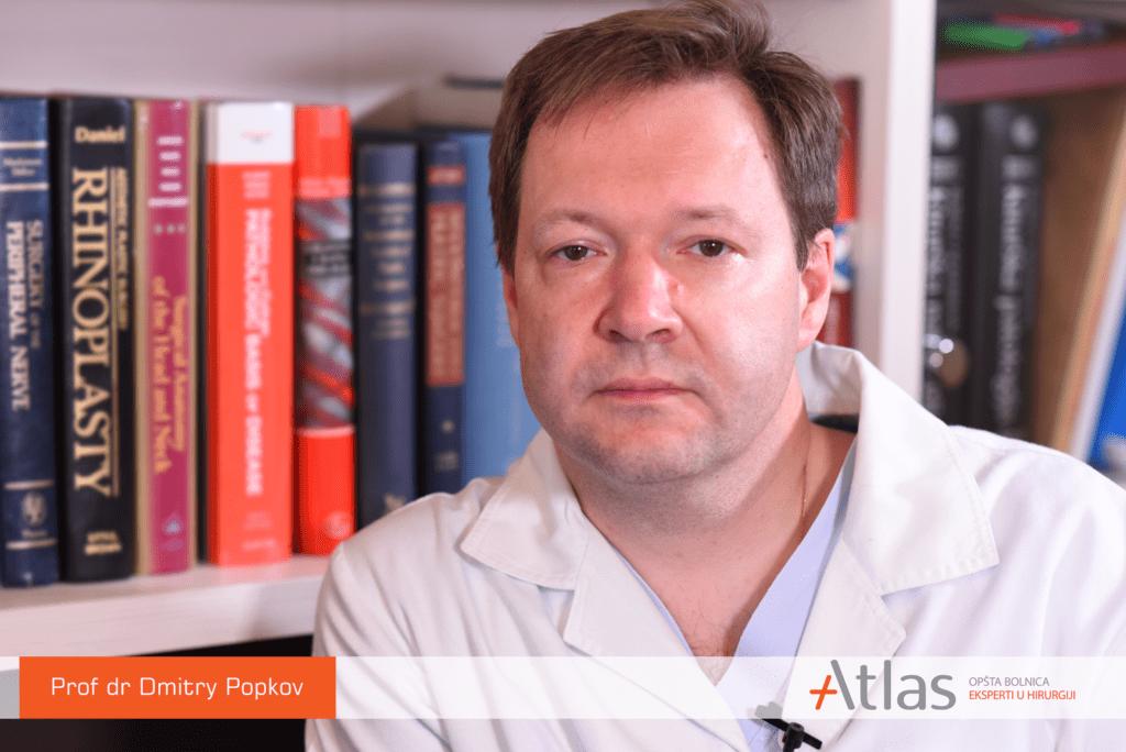 profesor dr Dmitry Popkov - Atlas bolnica
