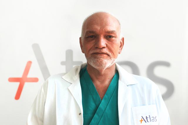Mr sci med dr Predrag Bulajić - Atlas bolnica