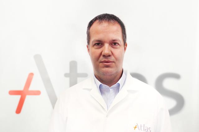 dr Miljan Ćeranić - Atlas opšta bolnica