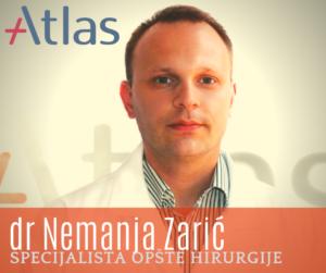 dr Nemanja Zarić