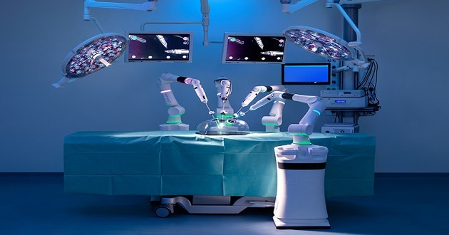 robotik hirurgija