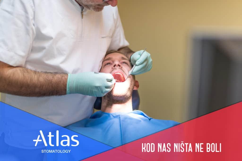 Atlas stomatologija