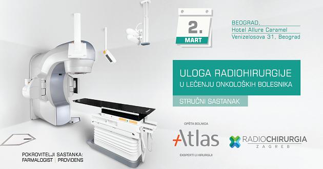 Atlas - Radiochirurgie onkologija
