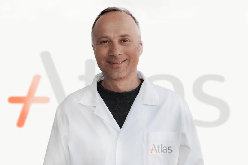 dr Predrag Marić - Atlas bolnica