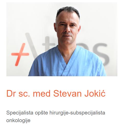 dr sc med Stevan Jokić