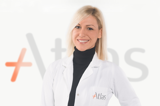dr Dušanka Černić - Atlas opšta bolnica