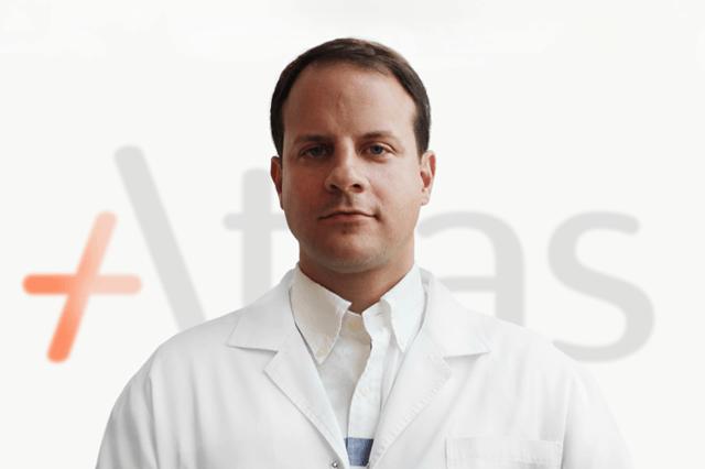 dr Uroš Babić - Atlas bolnica