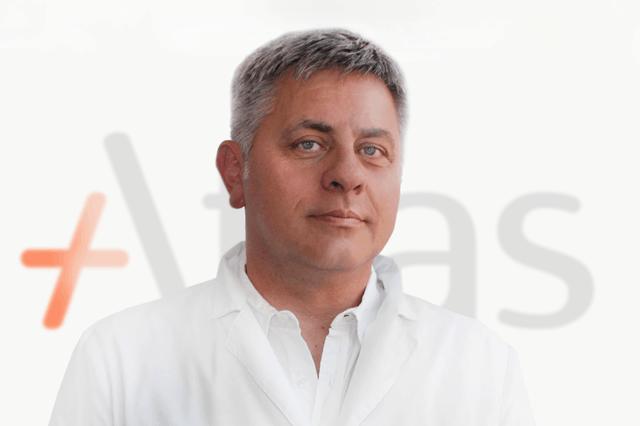 dr aleksandar milovanovic - Atlas bolnica
