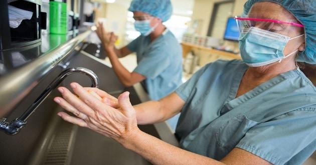 pranje ruku - hirurgija