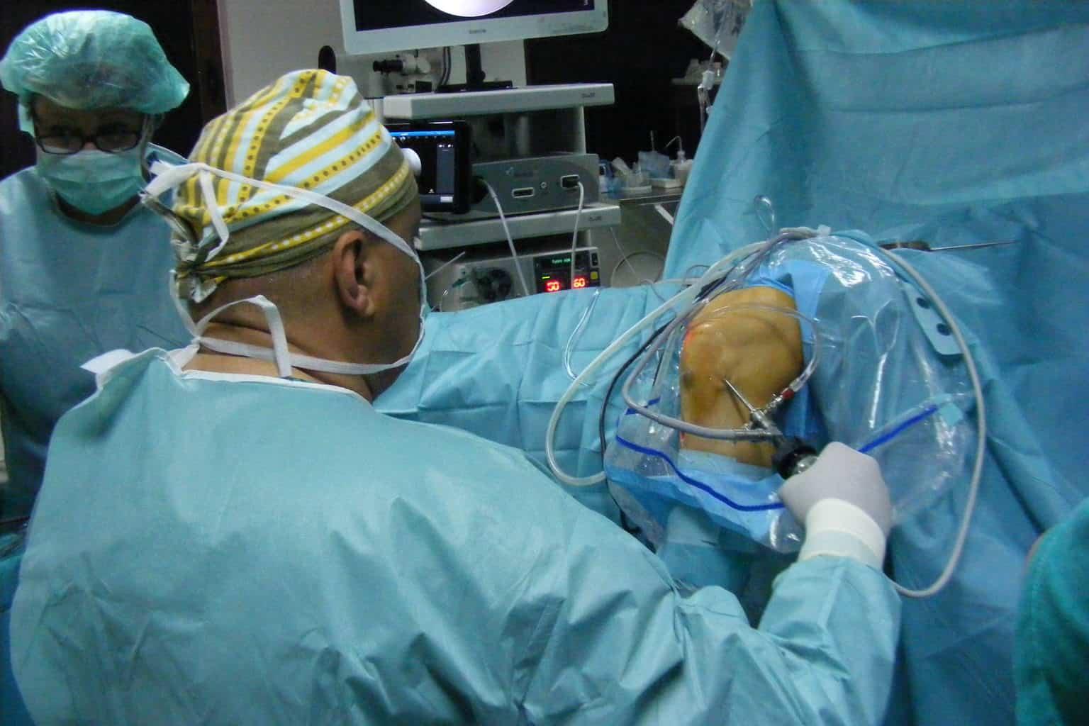 Artroskopija kolena postupak Atlas bolnica
