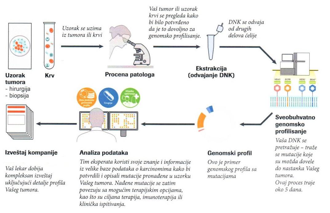 veobuhvatno genomsko profilisanje