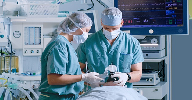 Anestezija - Atlas bolnica