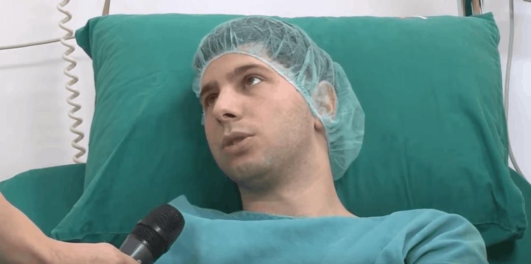 Pacijent iskustva arrtroskopija skočnog zgloba