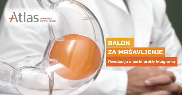 balon za mršavljenje - Atlas bolnica