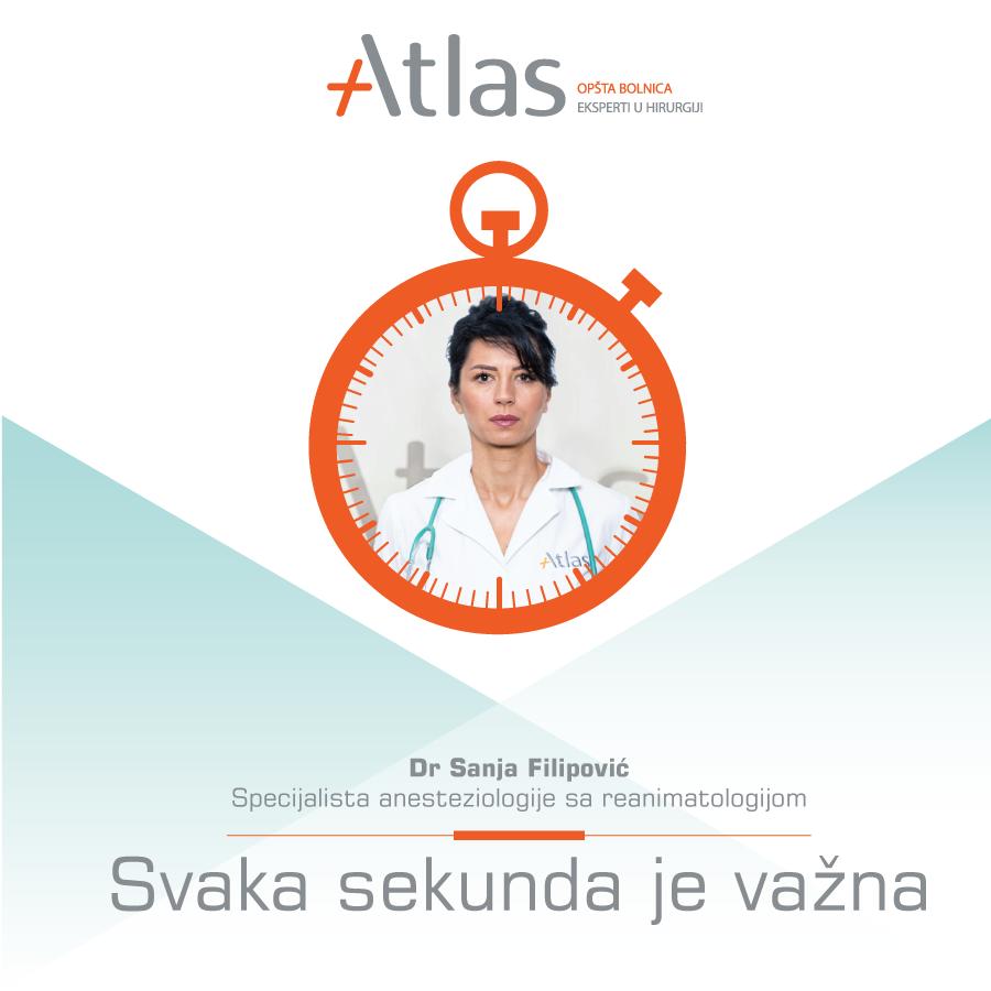 dr Sanja Filipovic - anestezija