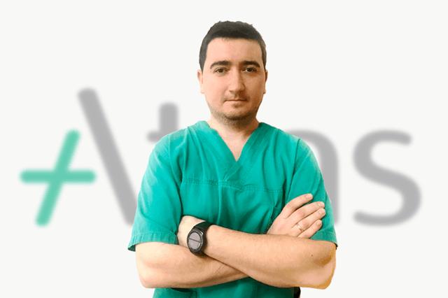 Kosta Miladinović - Akerman kiropraktičar
