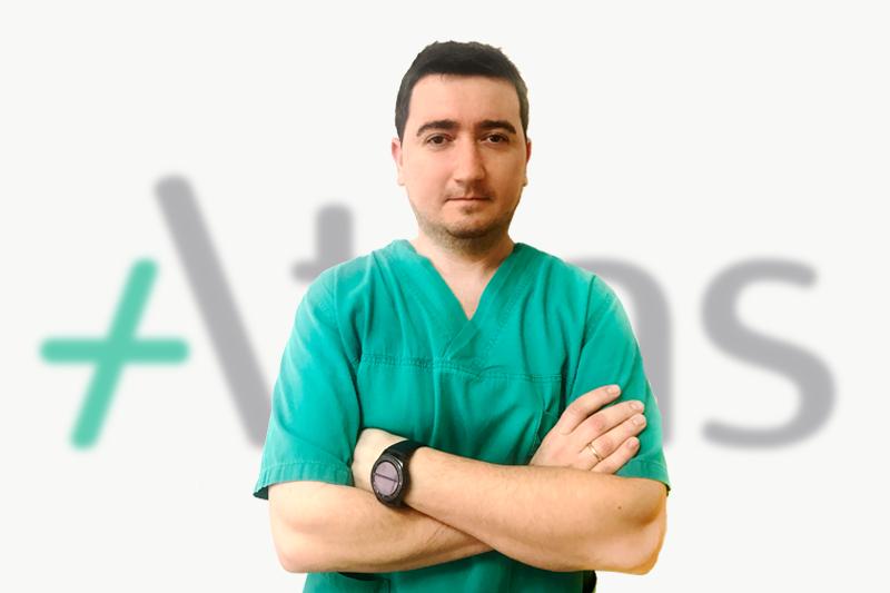 Kosta Miladinović kiropraktičar