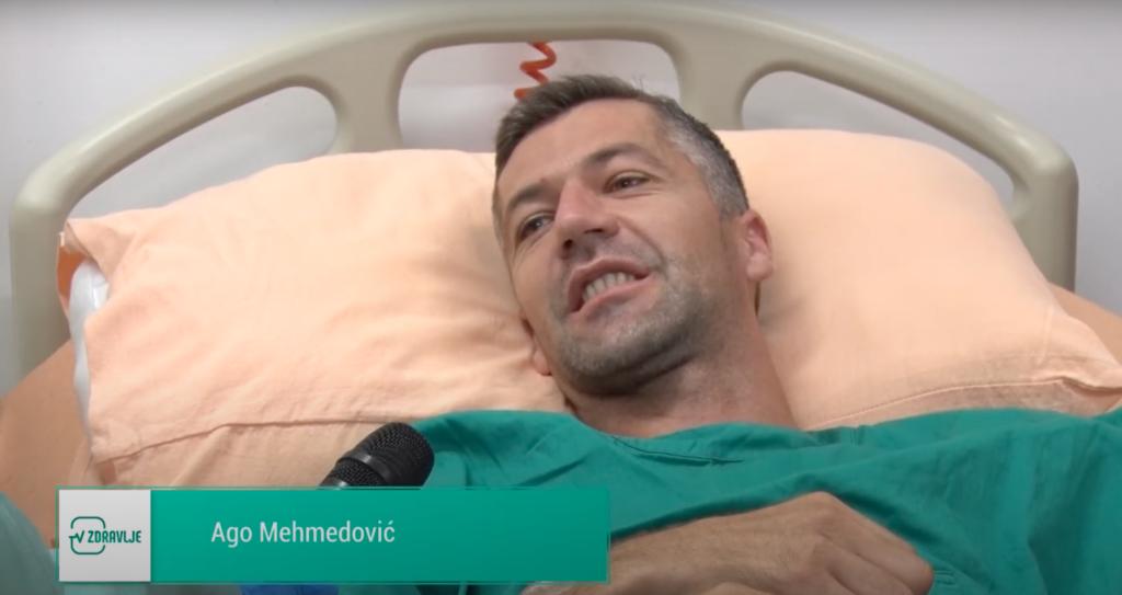 Patient Ago Mehmedović