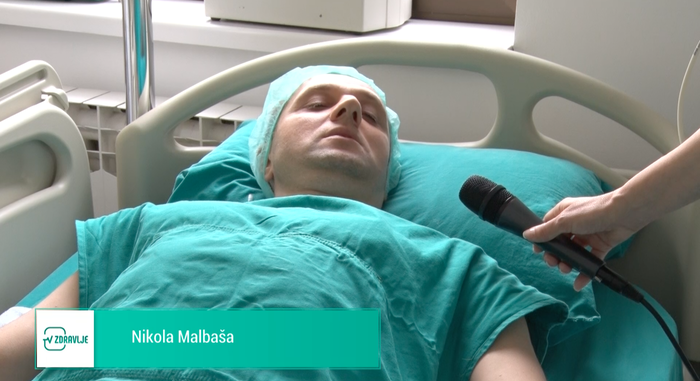 Prednji ukršteni ligament -operacija