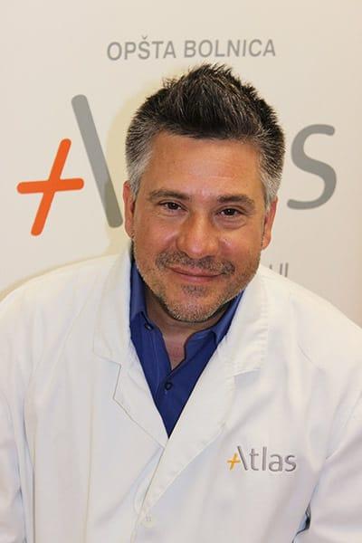 Ginekolog dr Igor Pilić